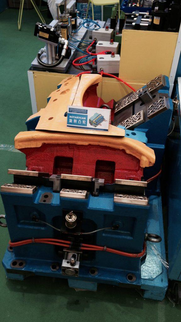 Rotary-cam BYTETCM Press Die Components 京茂機電 汽車模具標準件 凸輪
