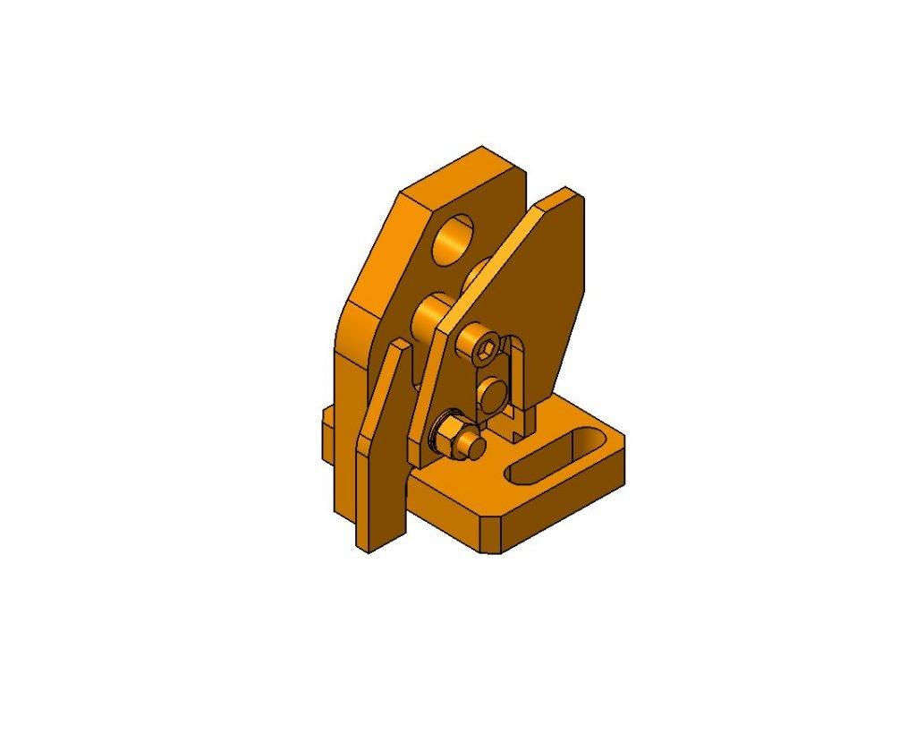 汽車模具用定位零件, 汽車模具標準零件
