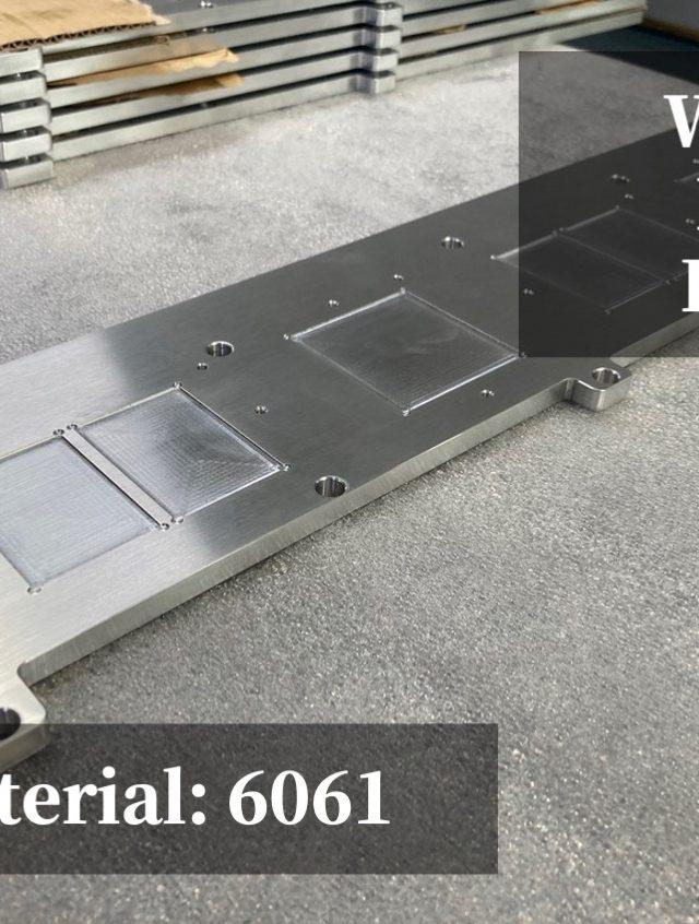客製化 鋁合金 加工